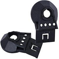 Scott Safety 30mm Posts Black for Safety Helmets 1 Pair Ref FXVP30Z