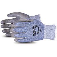 Superior Glove Tenactiv Composite Knit Cut-Resistant PU 12 Grey Ref SUS15TAFGPU12
