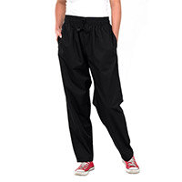 Click Workwear Chefs Work Trousers Size 2XL Black Ref CCCTBLXXL