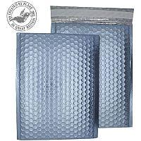 Purely Packaging Bubble Envelope P&S C5+ Metallic IceBlue Ref MTIB250 [Pk 100]