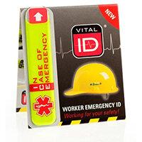 Vitalid Emergency ID Standard (Ice) Ref WSID01