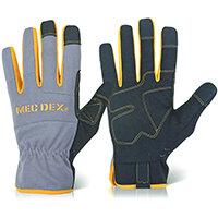 Mecdex Work Passion Plus Mechanics Glove 2XL Ref MECDY-712XXL