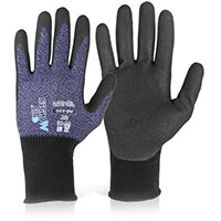 Wonder Grip WG-550 Air Lite Glove Medium Grey Ref WG550M