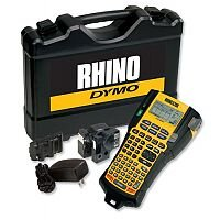 Dymo RhinoPRO 5200 Labelmaker Kit Case with Printer S0723250