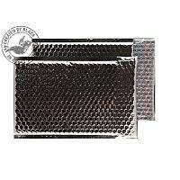 Purely Packaging Padded Envelope P&S C5+ Metallic Silver Ref MBS250 [Pk 100]