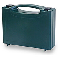 Click Medical Small Priestfield First Aid Box Green Ref CM1012
