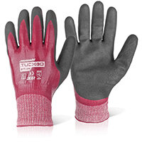 Wonder Grip WG-718 Dexcut Nitrile Coated Glove Small Grey Ref WG718S