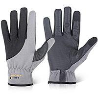 Mecdex Touch Utility Mechanics Glove L Ref MECUT-612L