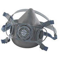 BBrand Twin Filter Mask Medium Grey Ref BB3000M