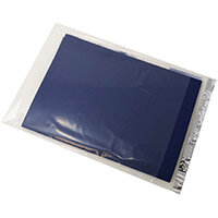 Mailing Bag C4 240x320mm Elite Clear Pack of 100