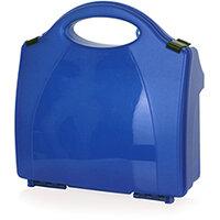 Click Medical Eclipse Box Blue Ref CM1001