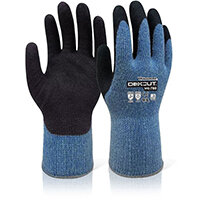 Wonder Grip WG-780 Dexcut Cold Resistant Glove Small Black Ref WG780S