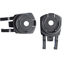 Scott Safety 15mm Posts Black for Safety Helmets 1 Pair Ref FXVP15Z