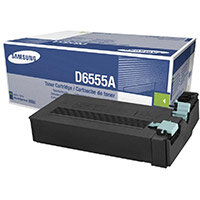 Samsung D6555A Black Toner Cartridge Yield 25,000 Pages