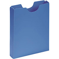Pagna A4 Folder Carrying Case Light Blue
