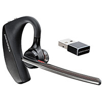 Plantronics Voyager 5200 UC Bluetooth Headset System with Noise Cancelling Microphone Ref 206110-01