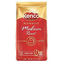 Kenco Westminster Ground Coffee for Filter Medium Roast 1Kg