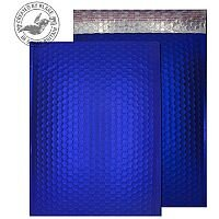 Purely Packaging Bubble Envelope P&S C4 Metallic NeonBlue Ref MTNB324 [Pk 100]