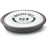 Moldex 9022 P2R D Plus Ozone Particulate Filter White Ref M9022 Pack of 6