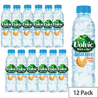 Volvic Touch of Fruit Orange 500ml Pack of 12