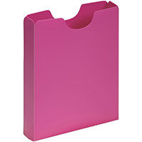 Pagna A4 Folder Carrying Case Dark Pink