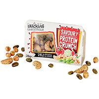 Snacking Essentials Savoury Protein Crunch Snack Pot 28g Ref 512528 (Pack 9)