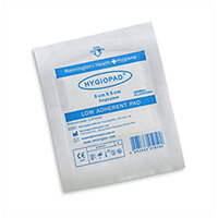 Click Medical Hygiopad 5x5cm Low Adherent Dressing Pack of 25 Ref CM0415
