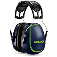 Moldex M5 Ear Muff Navy Blue Attenuation 34 dB Ref M6120