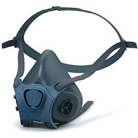 Moldex Mask Body Lightweight Large Grey Ref M7003