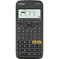 Casio FX-83GTX Scientific Calculator Exam Ready Black Ref FX-83GTX