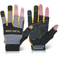 Mecdex Work Passion Tool Mechanics Glove L Ref MECDY-714L