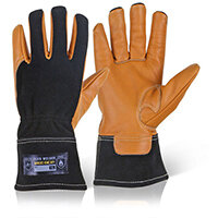 Mecdex Flux Welder Mechanics Glove M Ref MECWD-711M