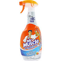 Mr Muscle Bathroom Cleaner Spray Bottle 750ml Ref 1005055