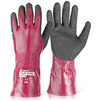 Wonder Grip WG-728L Dexcut Fully Coated Glove 2XL Grey Ref WG728LXXL