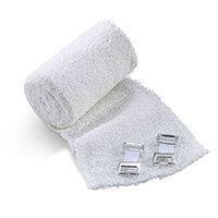 Click Medical 7.5cm x 4.5m Crepe Bandage Pack of 10 Ref CM0410
