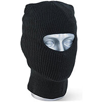 Click Workwear Thinsulate Balaclava Black Ref THBBL