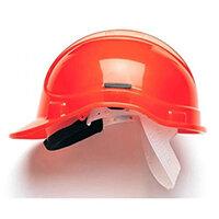 Scott Safety Style 300 HC300EL Unvented Helmet with Terylene Standard Headgear Hi Vis Orange Ref HC300ELHO