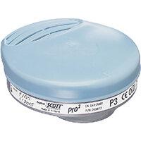 Scott Pro2 P3 Filter Grey Ref 5553070PR [Pair]