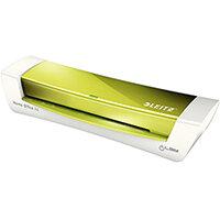 Leitz iLAM A4 Slim High Speed Office Laminator Green Ref 73681064
