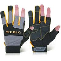 Mecdex Work Passion Tool Mechanics Glove 2XL Ref MECDY-714XXL