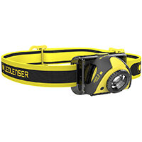 LED Lenser ISE03 Work Head Lamp 100 Lumens 100m Beam Water-resistant Ref LED5803