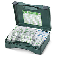 Click Medical 1 to 10 Person HSA Irish First Aid Kit Ref CM0013