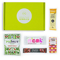 Healthy Nibbles Nut Free Snack 5 Piece Mini Box Ref NutFree5