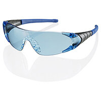Click Traders Verona Safety Spectacles Blue Ref CTVSS2B