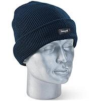 Click Workwear Thinsulate Beanie Cap Navy Blue Ref THHN