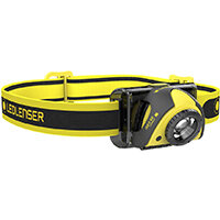 LED Lenser IH6 Head Lamp 200 Lumens 120m Beam Splash Proof Ref LED5810