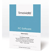 Safescan TimeMoto Cloud Time Attendance Software Unlimited Users