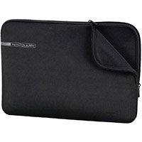 Hama Sleeve Neoprene Black for 15.6 inch Notebooks