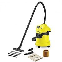 Karcher WD3 Tough Vac Multi-Purpose Vacuum Cleaner 1.629-815.0