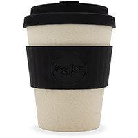 Ecoffee Eco 12oz Black Nature Cup Ref 0303028
